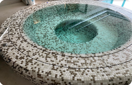 druskininku spa masazinio baseino vandens skaidrinimo darbai aqua spektras