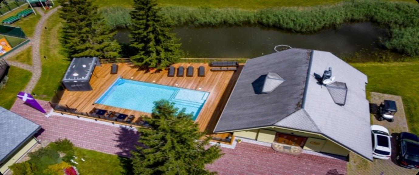 lauko baseinas prie asvejos ežero aqua spektras baseinų įrengimas lauko baseinai vidaus baseinai